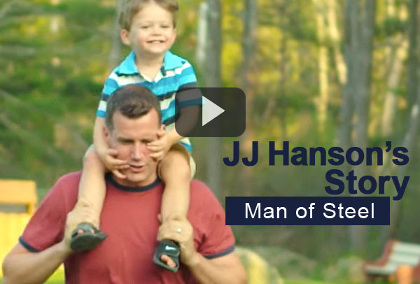 video jj hanson - glioblastoma cancer